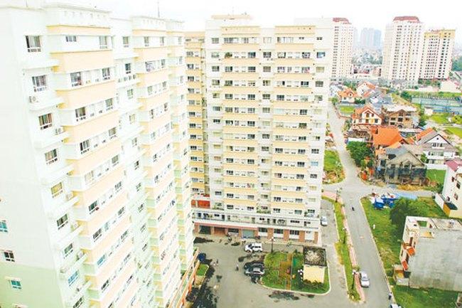 TP HCM: Giá căn hộ còn lao dốc?