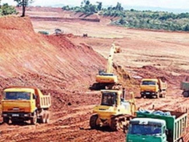 Đầu tháng 8 sẽ có phương án vận chuyển bauxite