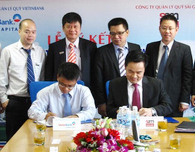 VietinBank Capital và SAM ký Hợp đồng hợp tác