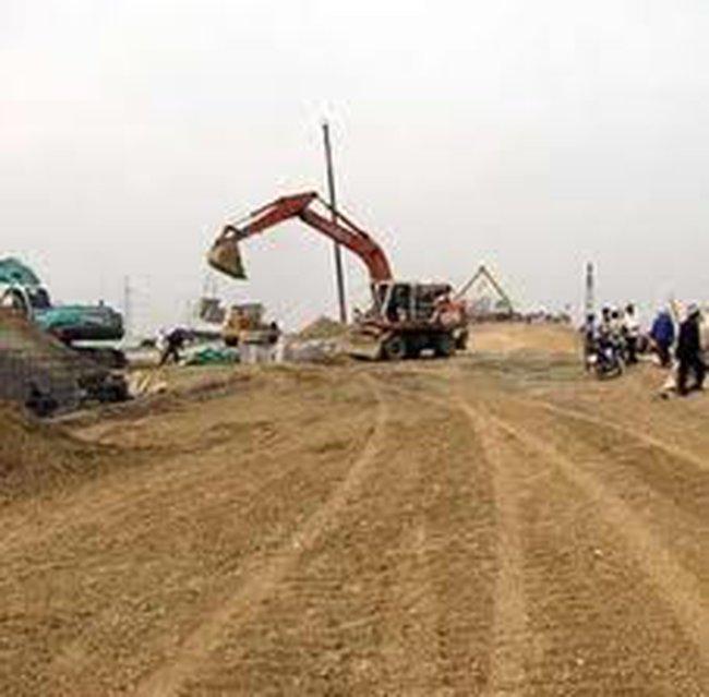 Chuẩn bị đầu tư 1 loạt dự án đường tại huyện Sóc Sơn