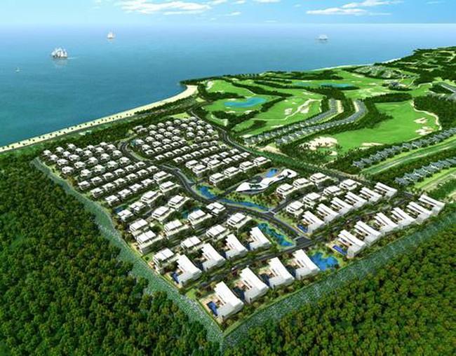 Duyệt quy hoạch 1/500 Khu biệt thự nghỉ dưỡng Royal Hill, Phan Thiết