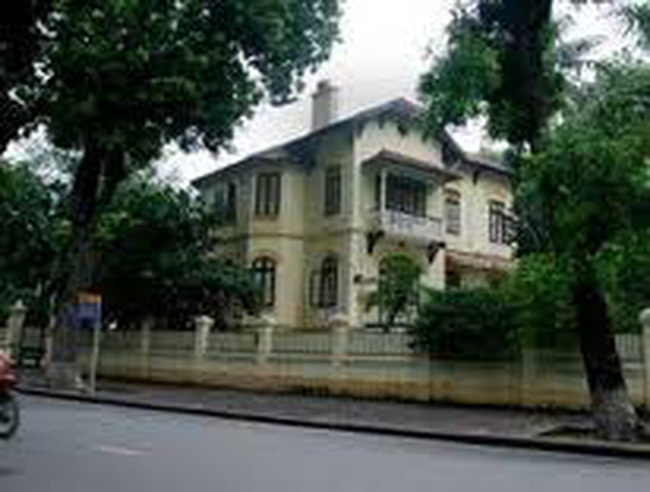 Hà Nội: Đề nghị bán biệt thự thuộc diện không được bán