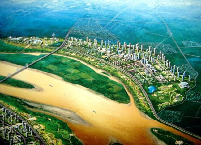 Xây trung tâm thể dục thể thao tầm cỡ quốc tế tại Bắc sông Hồng