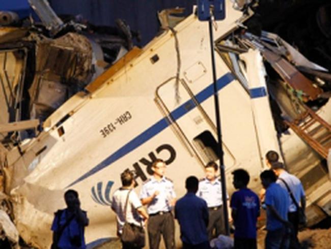 Tai nạn đường sắt sẽ ảnh hưởng thị trường BĐS Trung Quốc