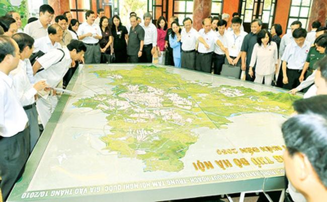 Quy hoạch chung Hà Nội: Đã cân nhắc kỹ trên lợi ích chung