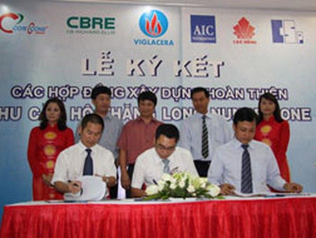CTD: Trúng gói thầu dự án Khu căn hộ Thăng Long Number One trị giá gần 600 tỷ đồng