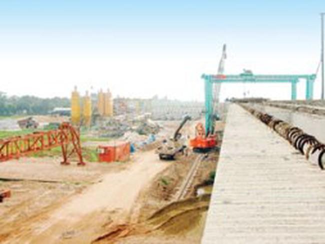 Gánh nặng từ Dự án cao tốc Cầu Giẽ-Ninh Bình