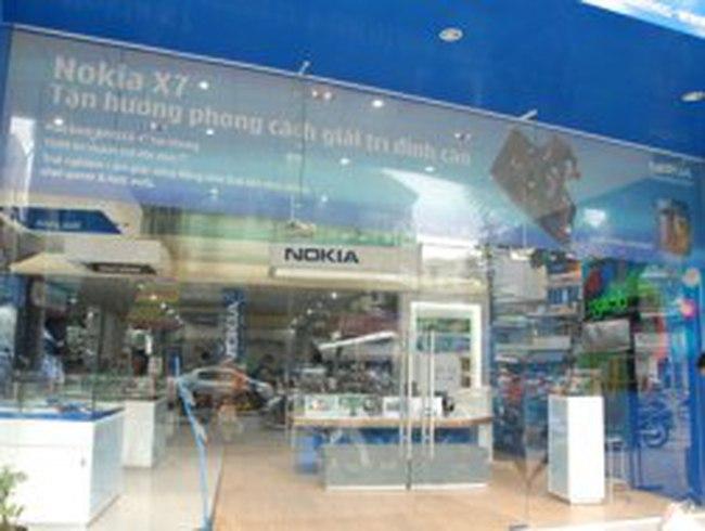 Nokia mở cửa hàng bán lẻ đầu tiên tại Việt Nam