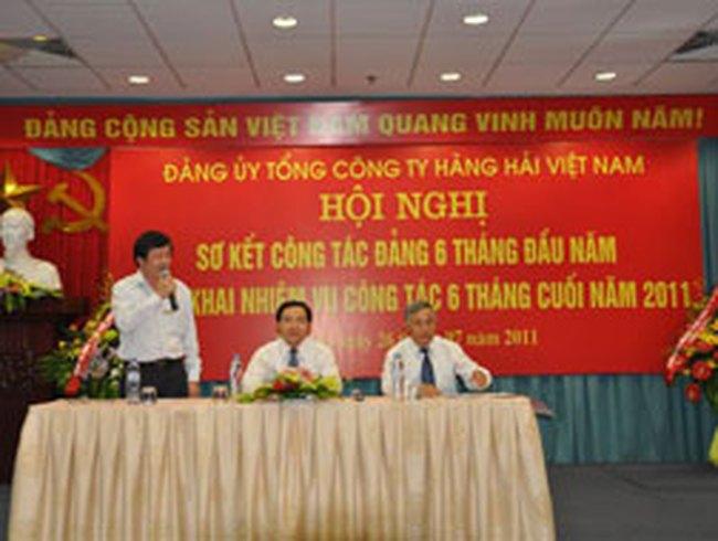 Vinalines lỗ 660 tỷ đồng trong 6 tháng đầu năm 2011