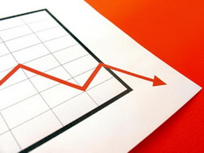 Giảm sâu về cuối ngày, Vn-Index tiến dần về 400 điểm