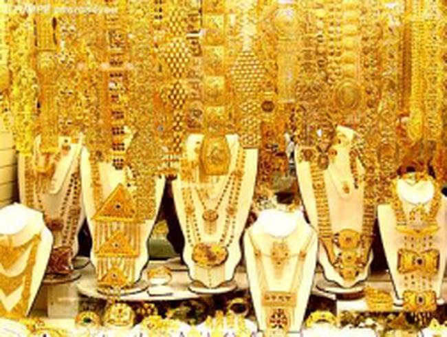 Giá vàng lại vuợt 40 triệu đồng/lượng