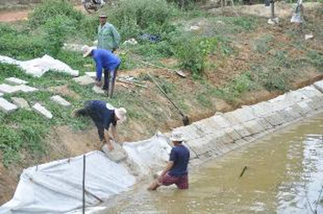 Thừa Thiên - Huế: Chất lượng công trình đã kém còn chậm