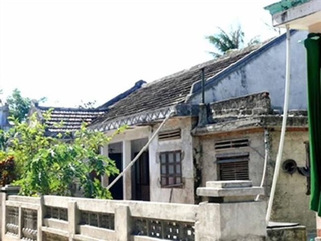 Quảng Ngãi: Tai hại xây nhà bằng nước biển