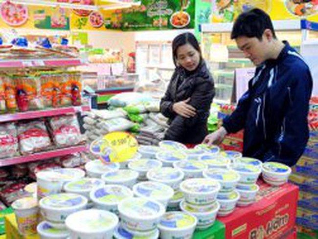'Hàng nội chiếm 80% trong siêu thị, trung tâm thương mại'