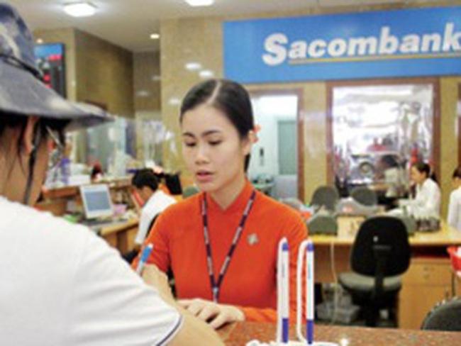 """Cục diện mới trong """"ván bài"""" Sacombank"""