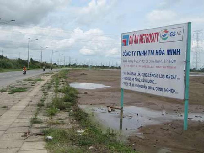 TP HCM: Thiếu tiền đền bù, không nơi tái định cư