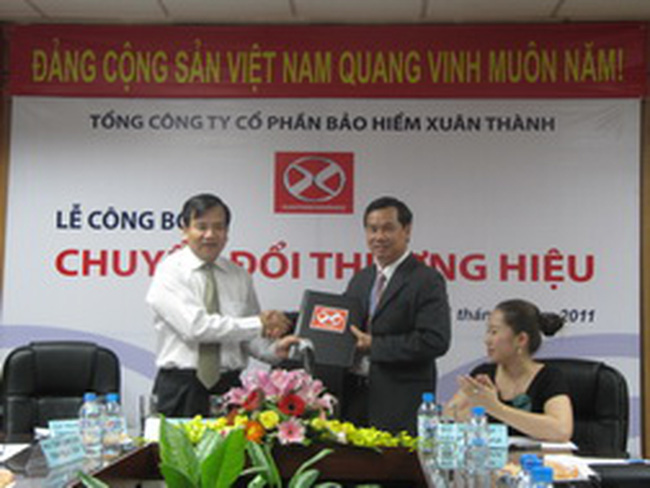 Bảo hiểm Thái Sơn đổi tên thành Bảo hiểm Xuân Thành