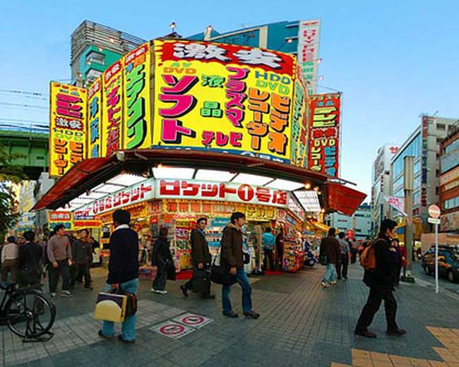 Nhật: Biến bạc thành vàng