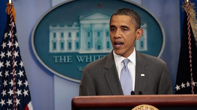 Tổng thống Obama tuyên bố đã đạt được thỏa thuận nâng trần nợ