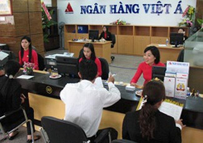 VietA Bank: Cổ đông lớn mang cổ phần đi cầm cố