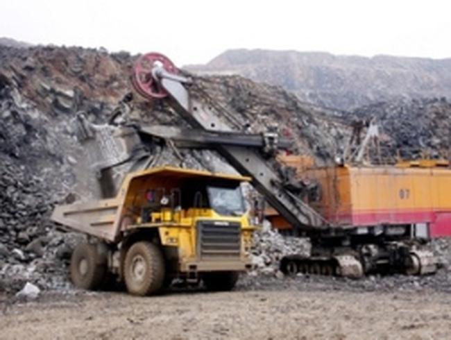 Giá xuất khẩu quặng và khoáng sản tăng gần 17%