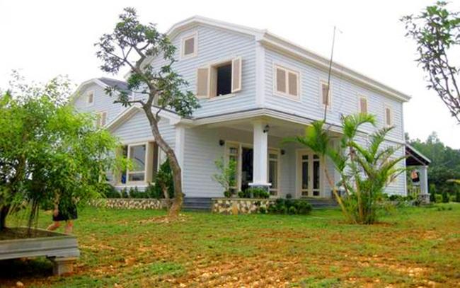 Biệt thự Country House giá từ 2,3 tỷ đồng/căn