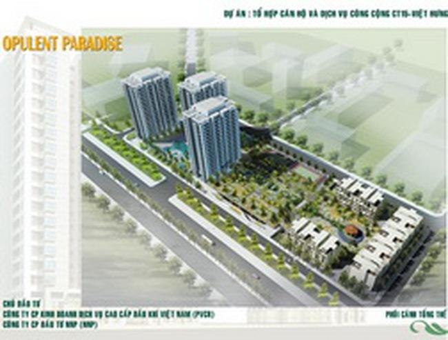 PVR: Ký hợp đồng tiếp thị và bán hàng dự án CT15 Việt Hưng với CBRE