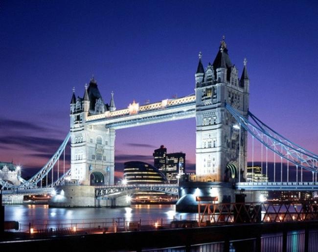Những cây cầu hoành tráng nhất thế giới