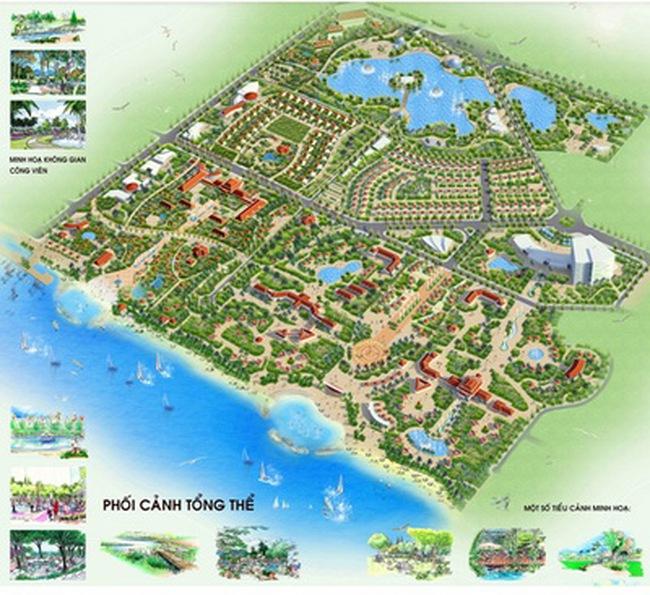 CEO Group dự kiến đầu tư 4000 tỷ đồng vào dự án Sonasea Villas & Resort