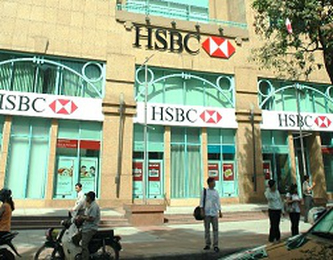 HSBC Việt Nam: 6 tháng đạt 82 triệu USD lợi nhuận trước thuế.