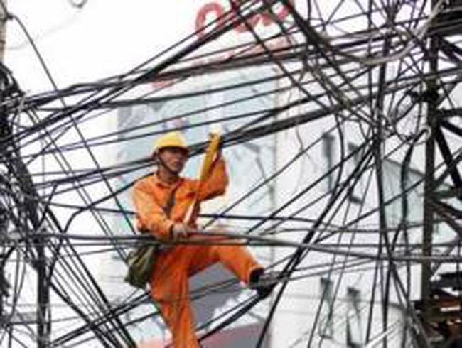 Nhiều tập đoàn kêu ế điện