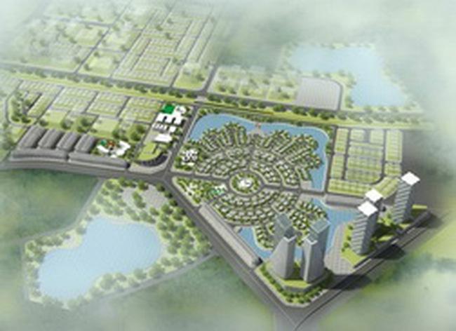 Tasco dự kiến chào bán 50 căn biệt thự thuộc dự án Xuân Phương trong năm 2011