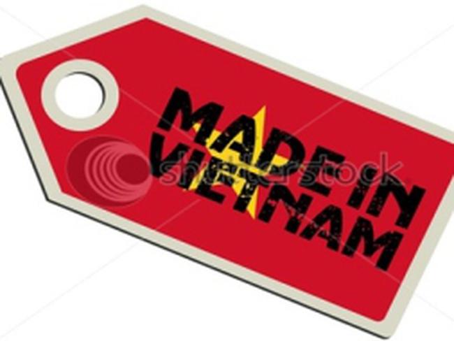 Hàng Trung Quốc đội lốt Made in Vietnam