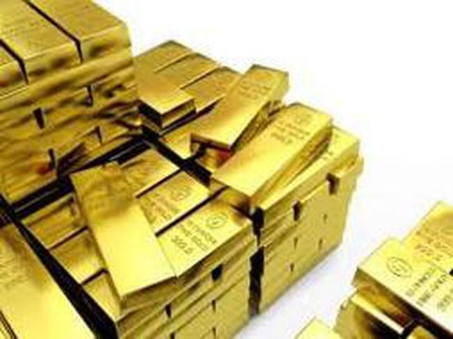 Giá vàng giảm vì hy vọng Mỹ sẽ bỏ phiếu nâng trần nợ thành công