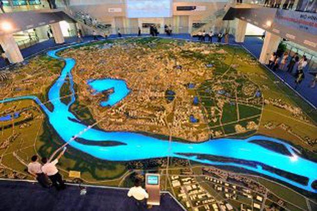 Quy hoạch chung Hà Nội mở rộng: Ý tưởng xanh vẽ đè đất đô thị