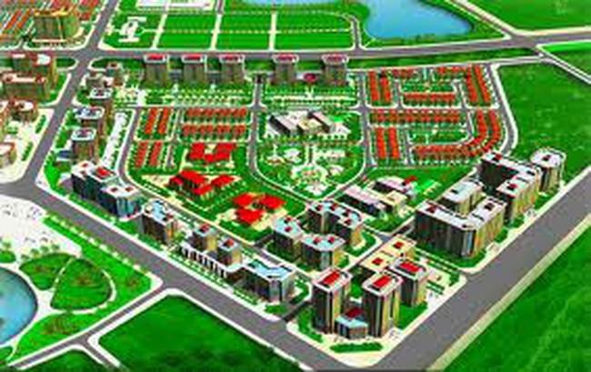 Điều chỉnh Quy hoạch chi tiết Khu ĐTM Xuân Phương, huyện Từ Liêm