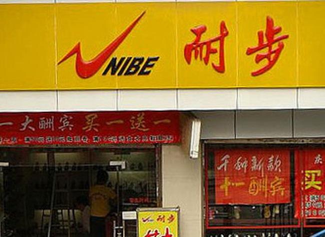 9 thương hiệu bị bắt chước nhiều nhất tại Trung Quốc