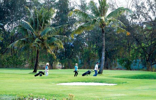 Năm 2020, cả nước có 115 sân golf