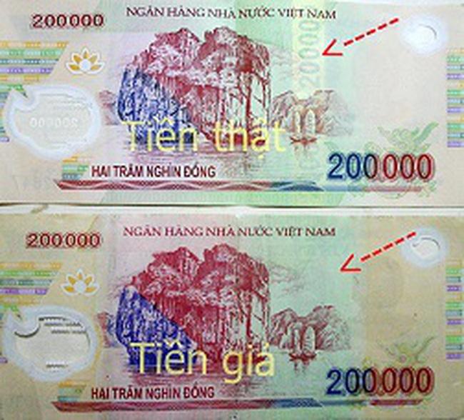 6 tháng đầu năm 2011: Tiền POLYMER giả giảm 24% so với cùng kỳ