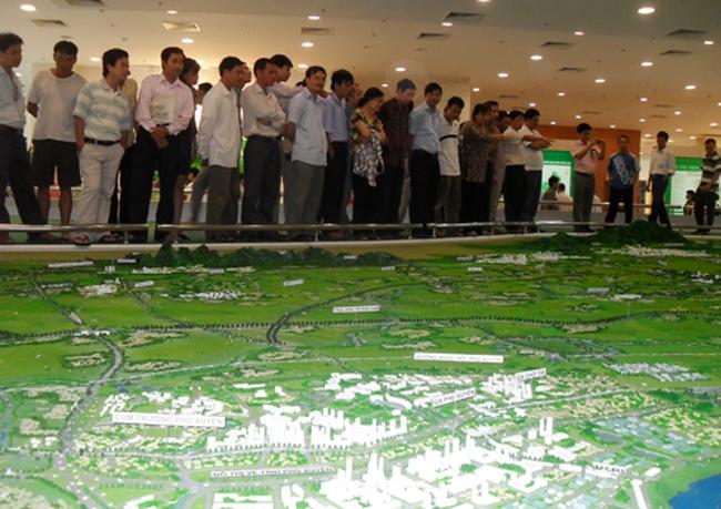 Những khó khăn trong đồ án quy hoạch thủ đô