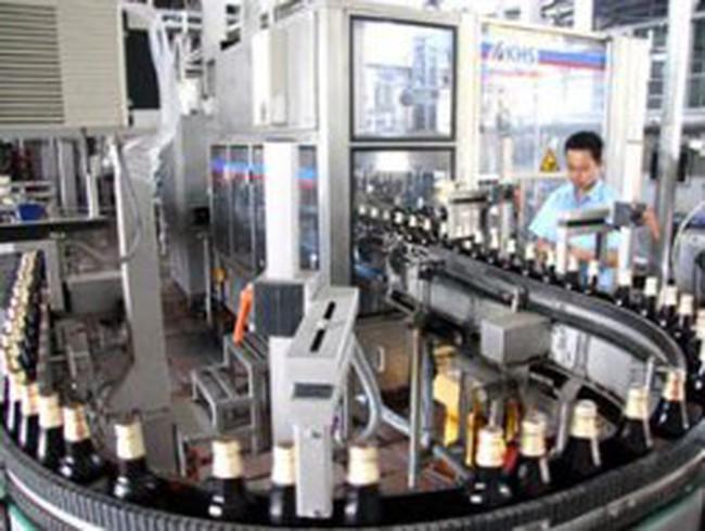 Năm 2012, thuế của các loại bia nhập khẩu chỉ còn dưới 35%