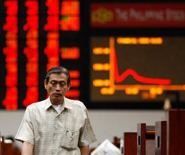 Nhà đầu tư châu Á đồng loạt bán tháo cổ phiếu