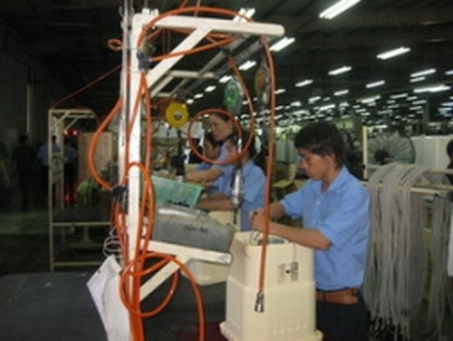 Sanyo nhượng công ty ở Việt Nam cho đối tác TQ