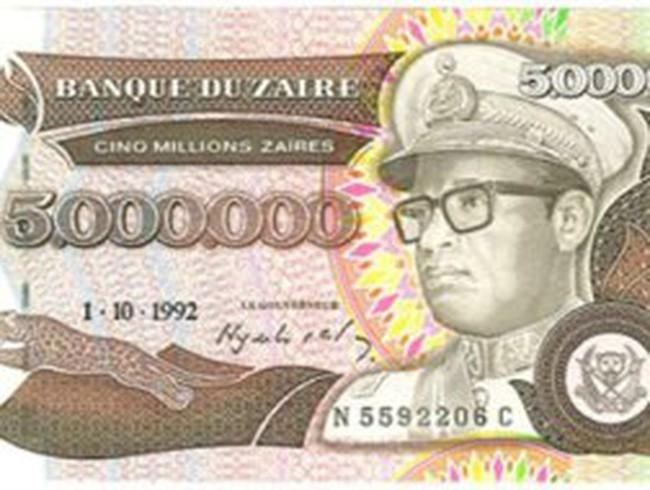 Những đồng tiền mất giá nhất trong lịch sử