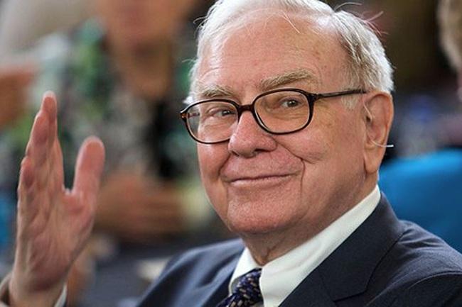 Tập đoàn của tỷ phú Warren Buffett lãi 3,4 tỷ USD