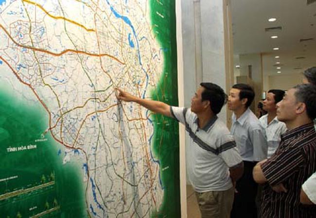 Tháng 9 sẽ trình quy hoạch 17 phân khu Hà Nội