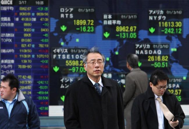13 tỷ USD bị rút khỏi nhóm thị trường mới nổi trong nửa đầu năm 2011