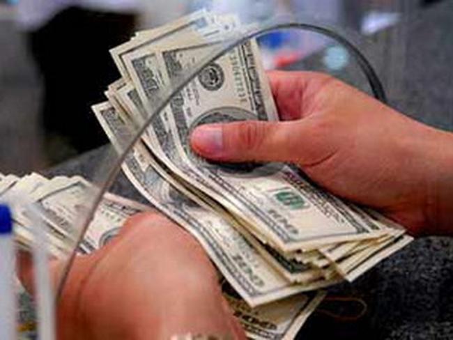 Đồng USD xuống thấp kỷ lục