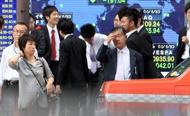 TTCK châu Á giảm điểm mạnh ngay từ đầu phiên