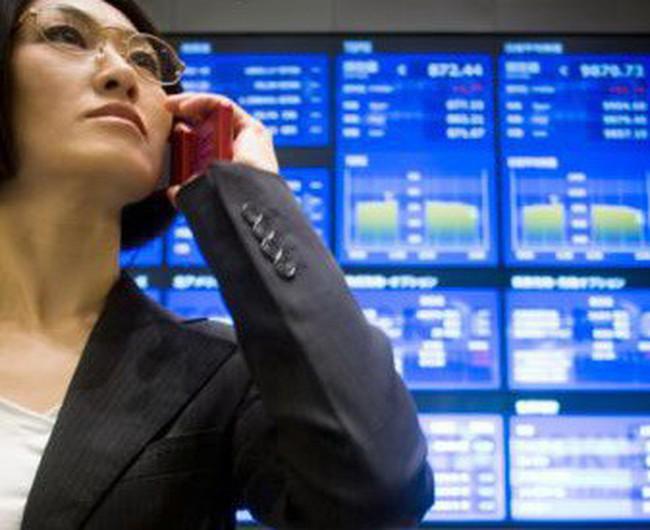 Giảm 7%, TTCK Hàn Quốc phải ngừng giao dịch tạm thời